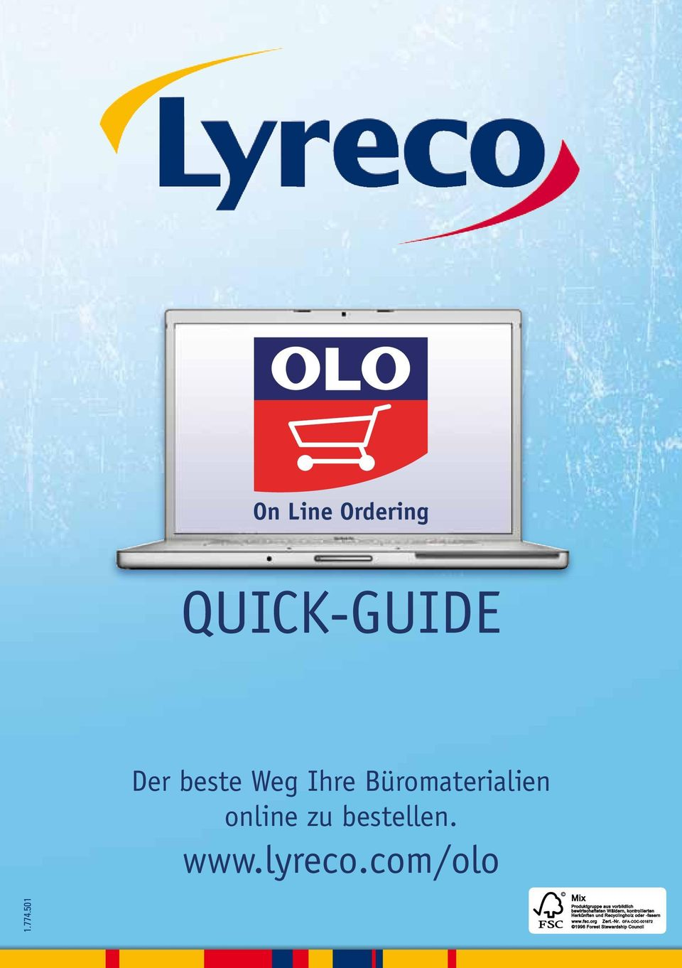 On Line Ordering Quick Guide Der Beste Weg Ihre Buromaterialien