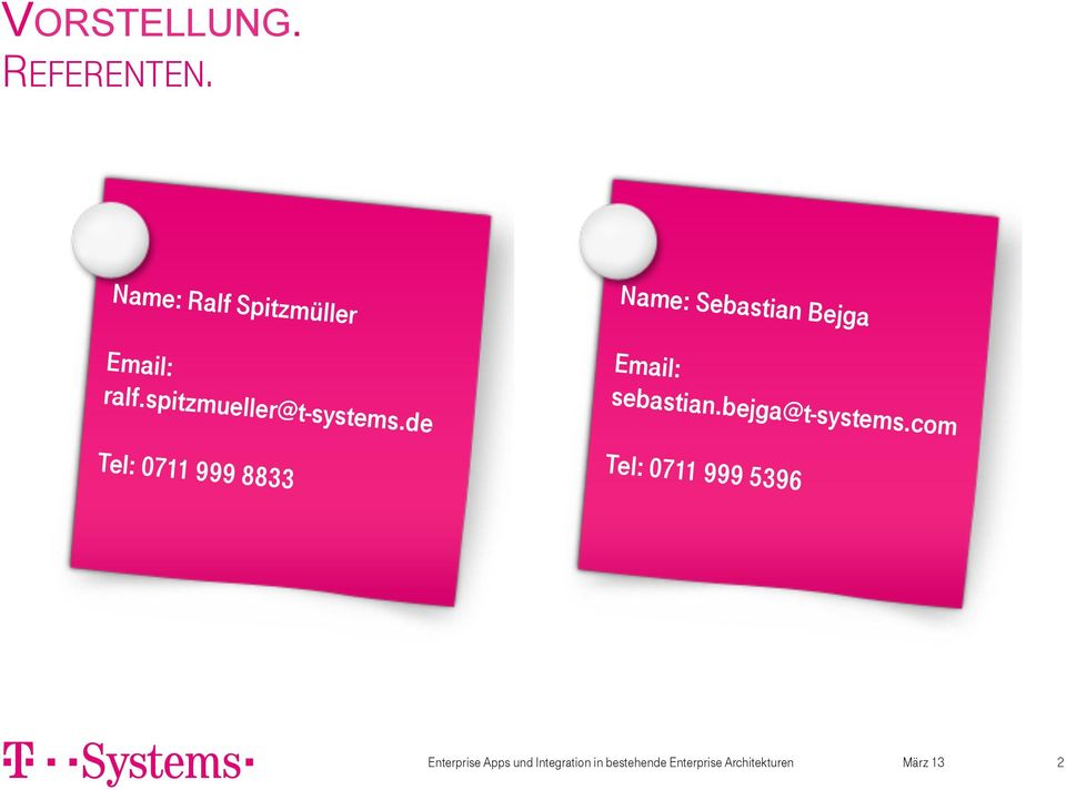 Email: ralf.spitzmueller@t-systems.