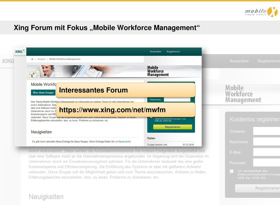 Management Interessantes