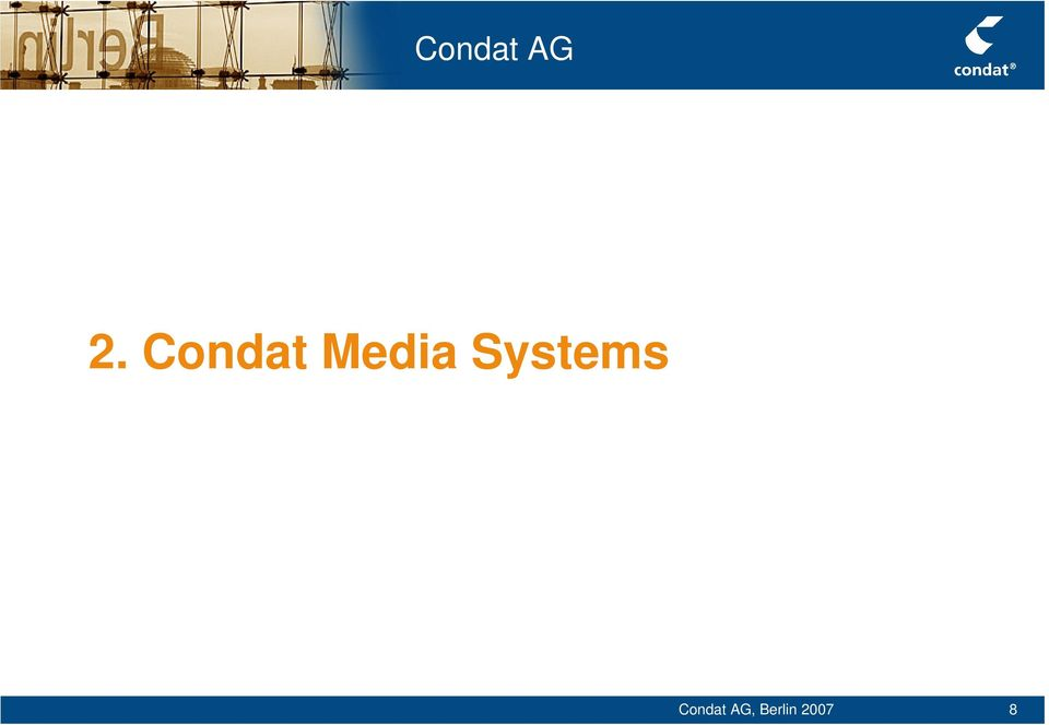 Systems Condat