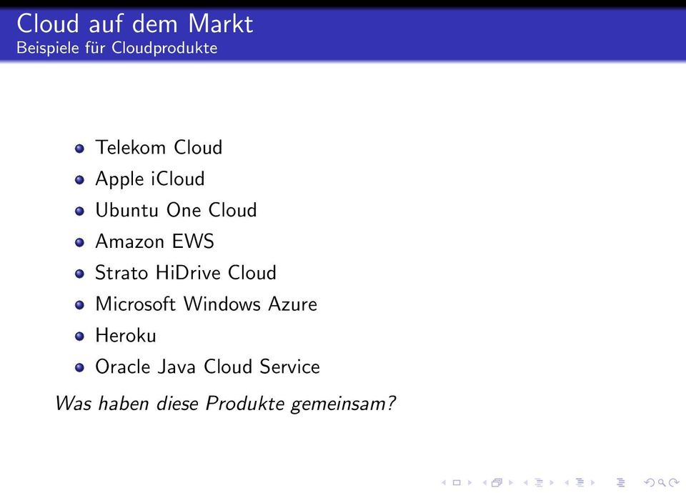EWS Strato HiDrive Cloud Microsoft Windows Azure