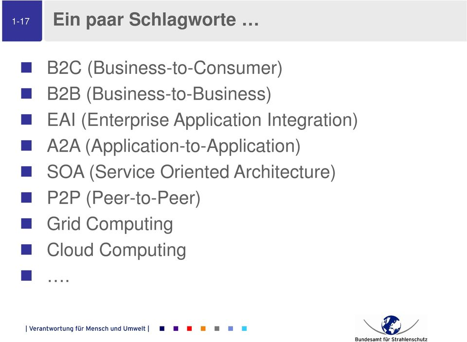Integration) A2A (Application-to-Application) SOA (Service