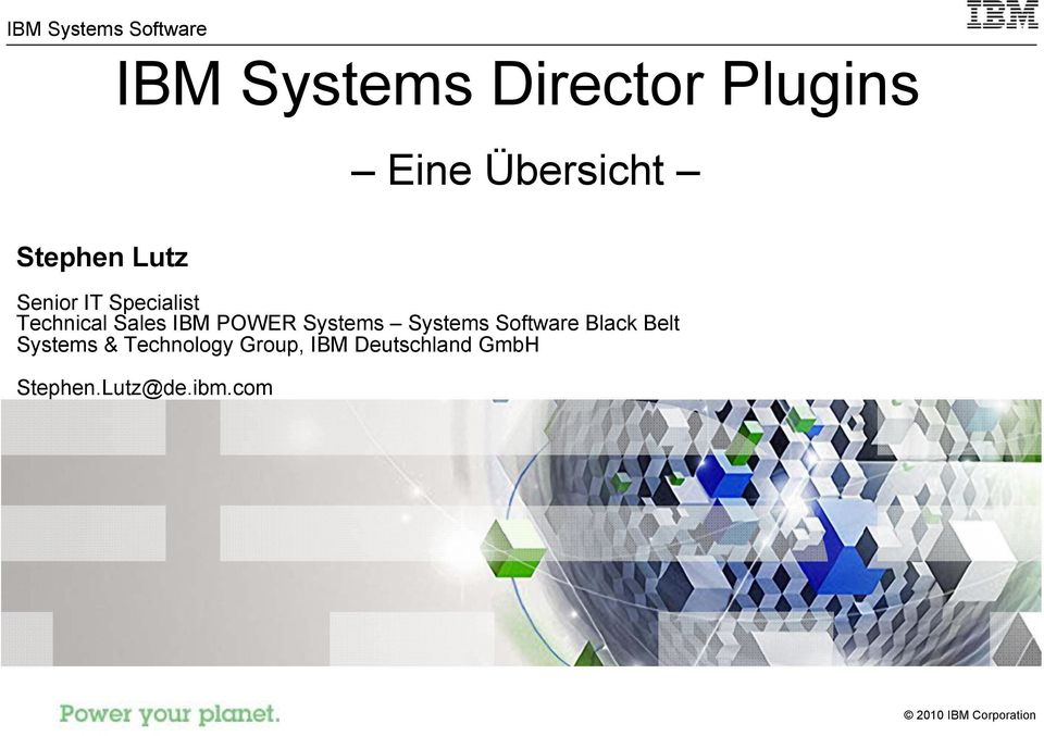 Systems Systems Software Black Belt Systems &