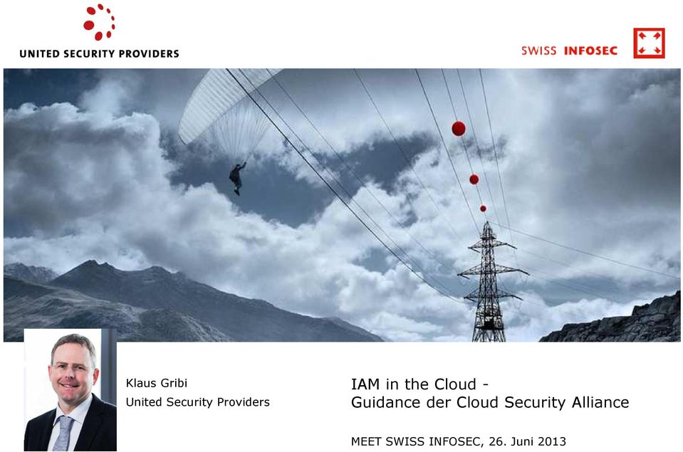 Guidance der Cloud Security