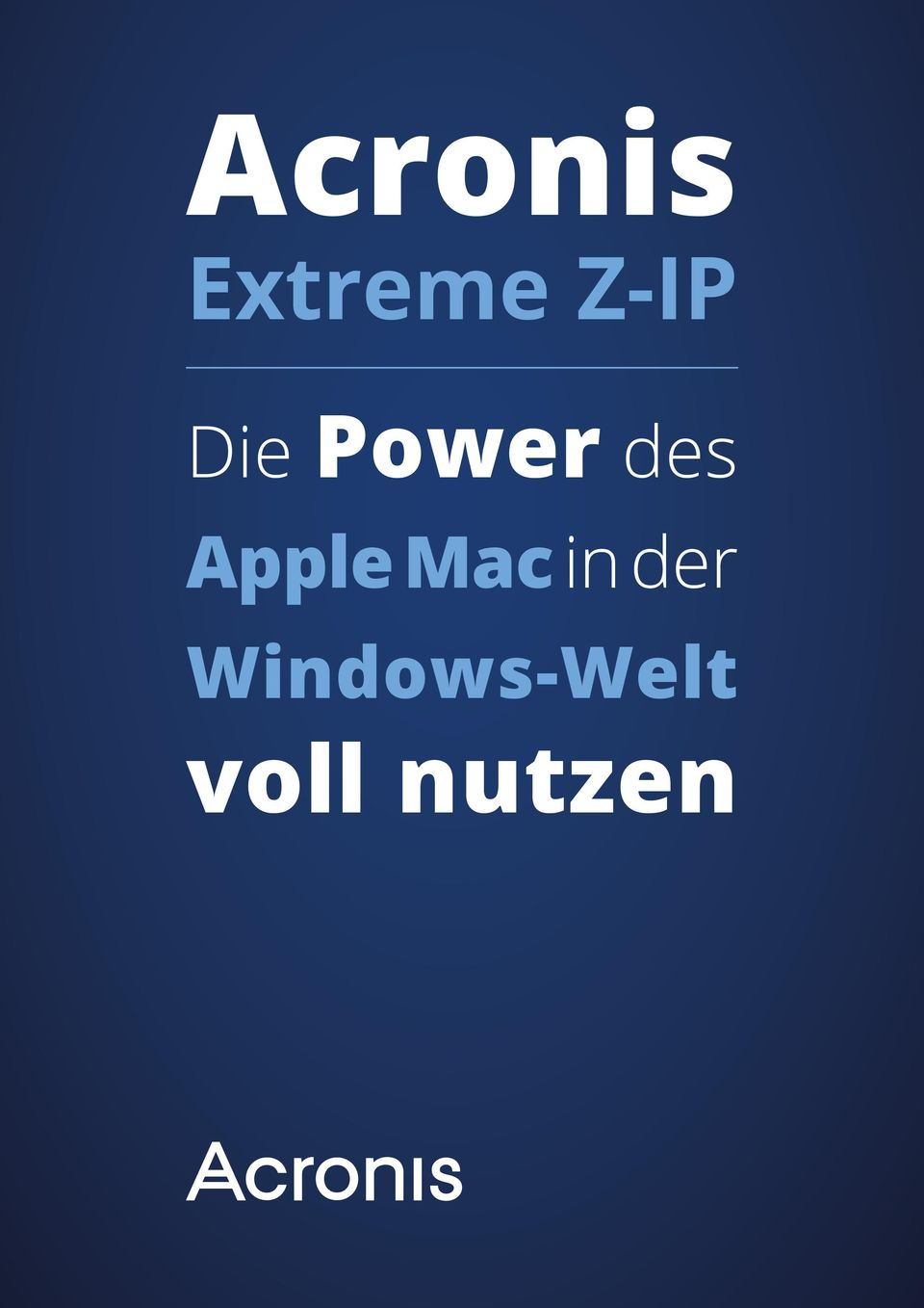 Apple Mac in der
