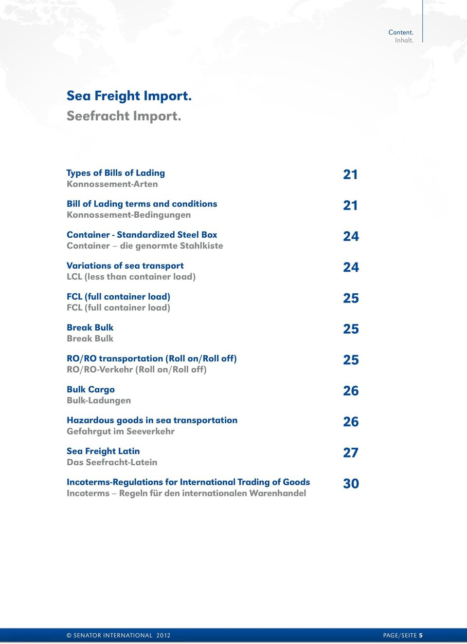 Dictionary of Sea & Air Freight Speditionslexikon für See- und ...