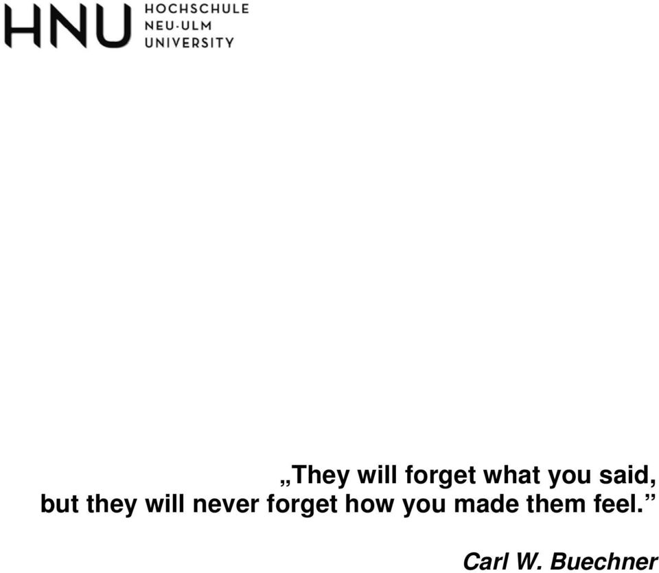 never forget how you