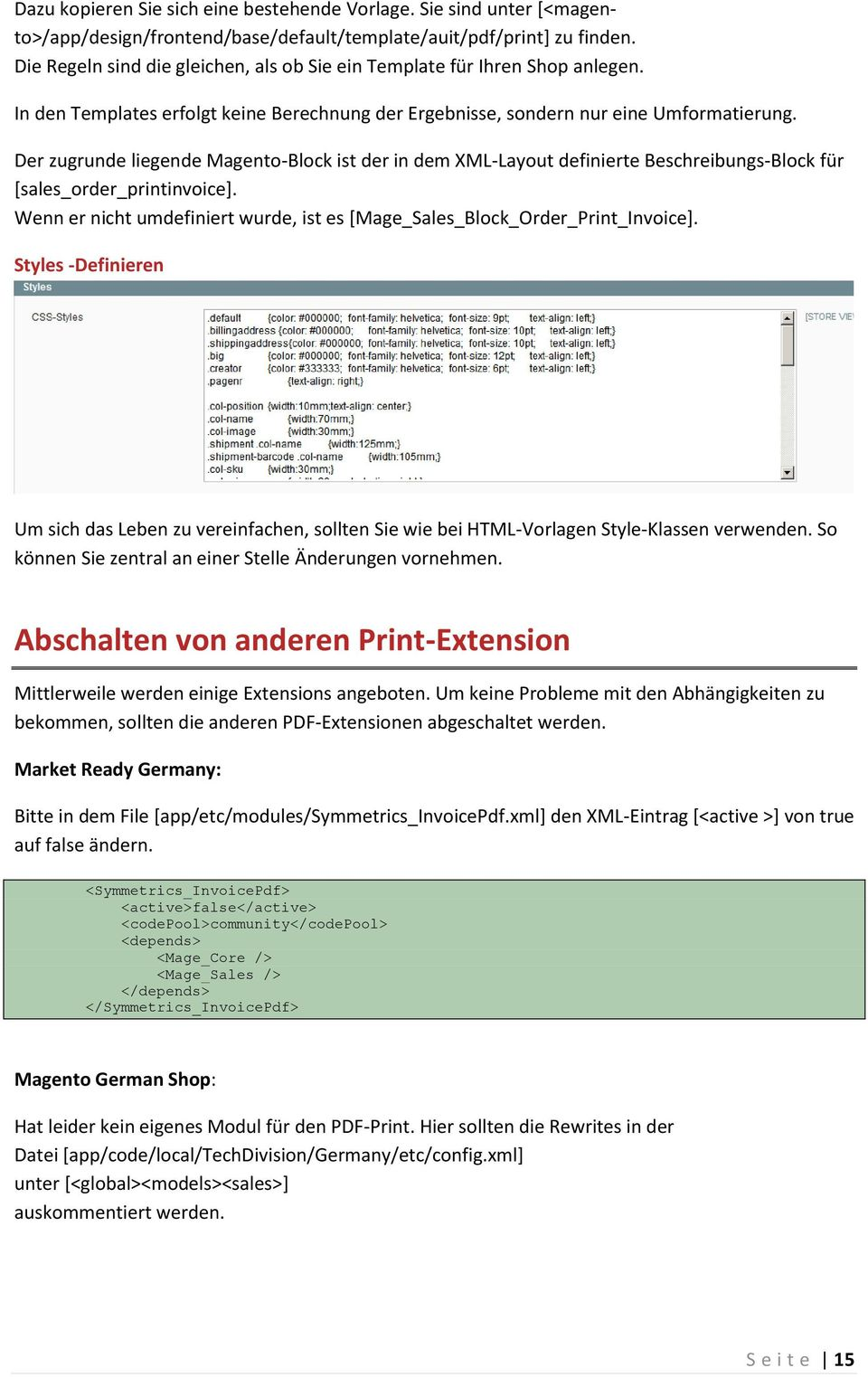 pdfprint Magento Extension Magento - Extension Extension V2.4.1 ...