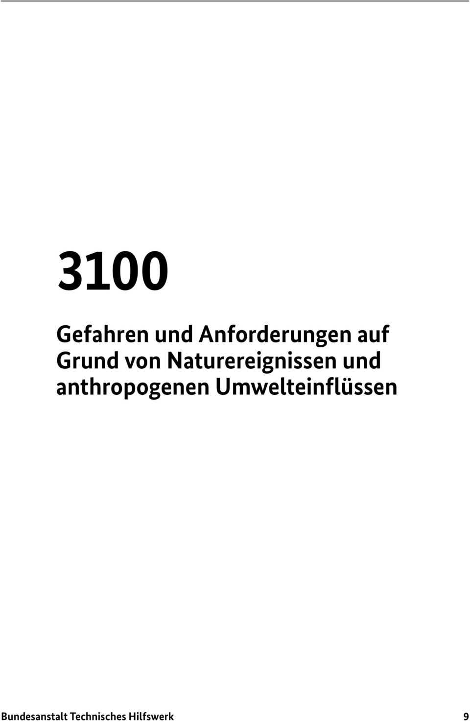 und anthropogenen