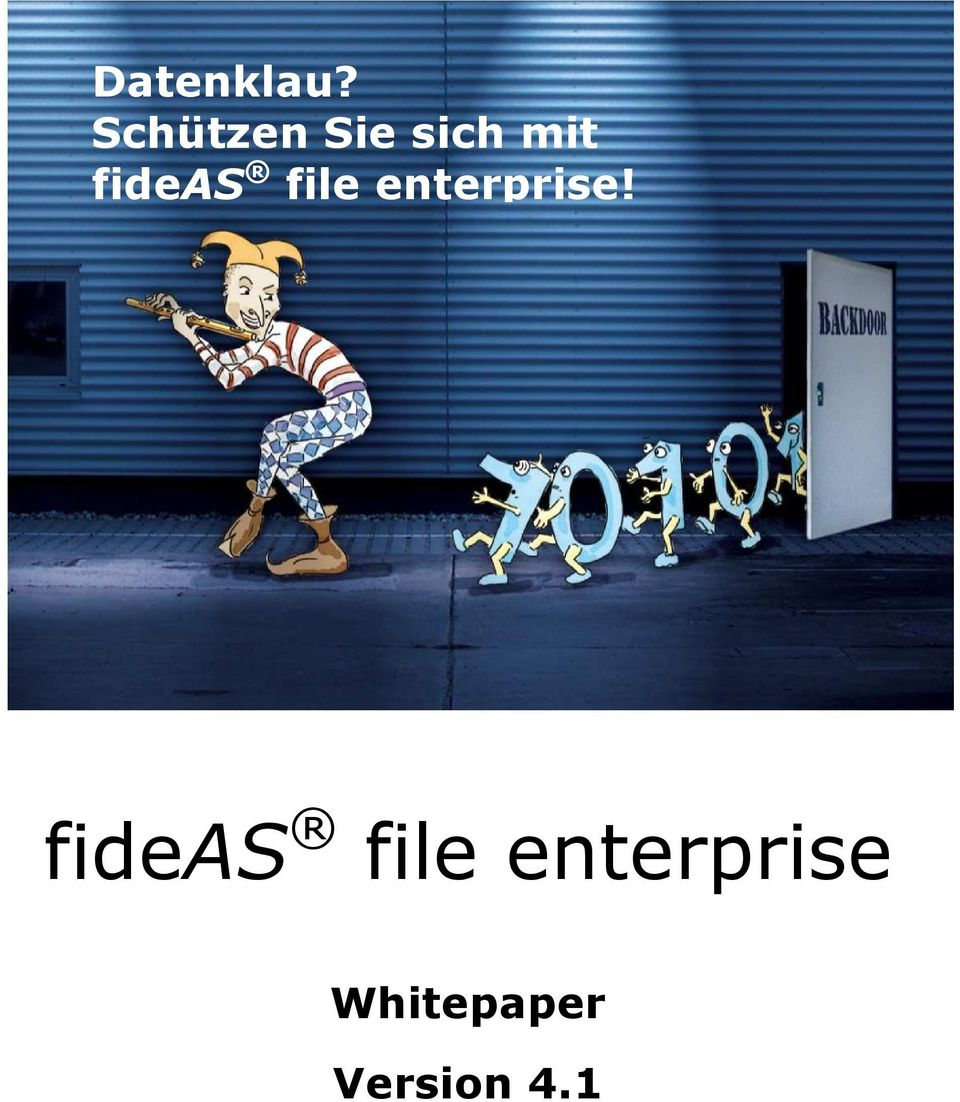 fideas file enterprise!