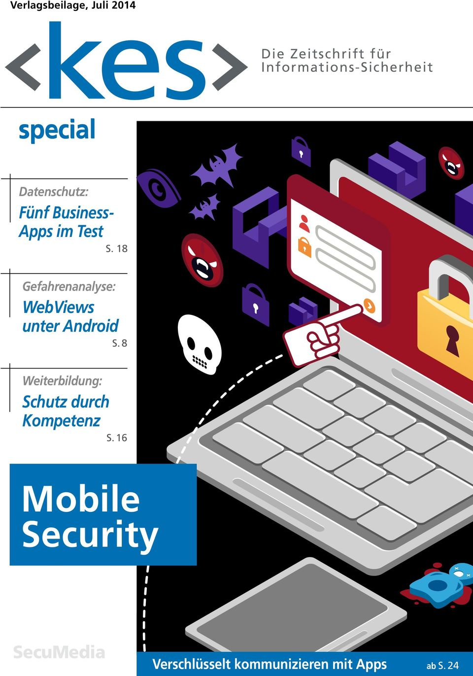 18 IT-Security Gefahrenanalyse: WebViews unter Android IT-Security