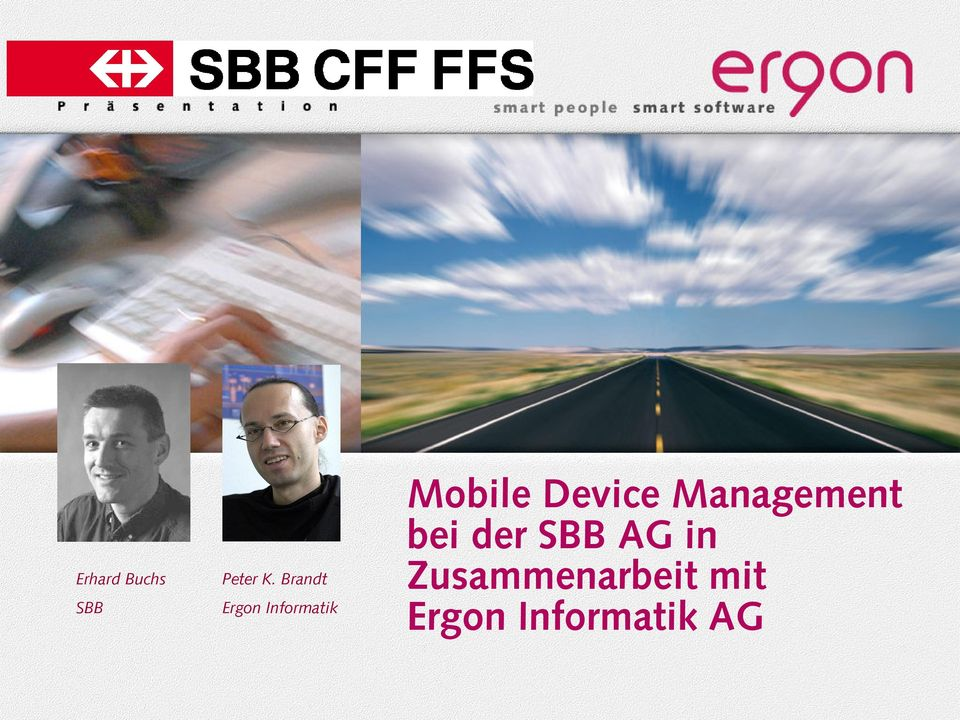Device Management bei der SBB AG