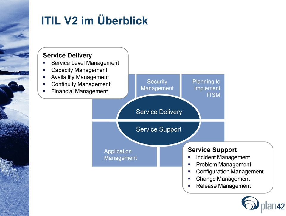 to Implement ITSM Service Delivery Service Support Application Management ICT Infrastructure Service