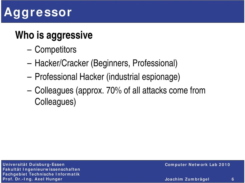 Professional Hacker (industrial espionage)