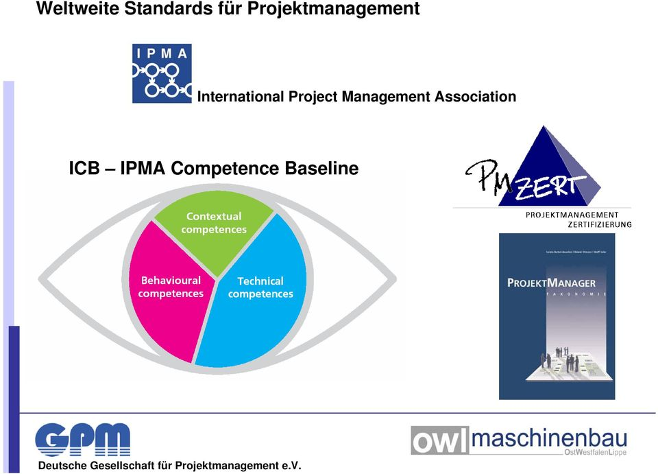 Management Association ICB IPMA