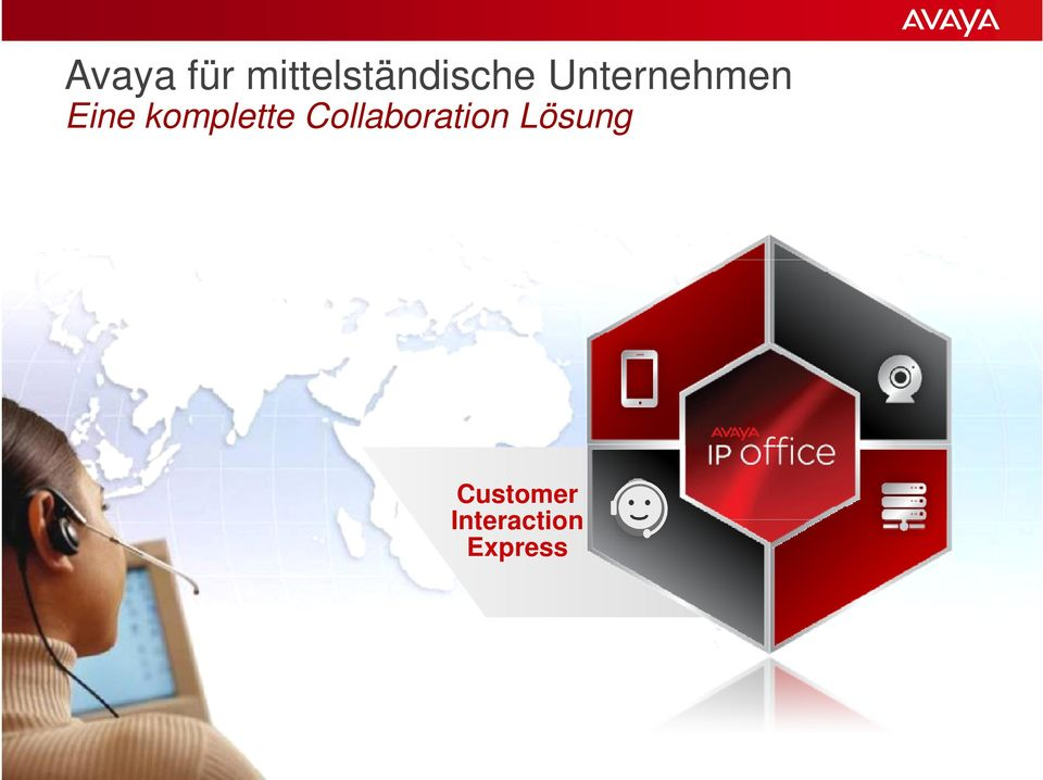Collaboration Lösung Customer
