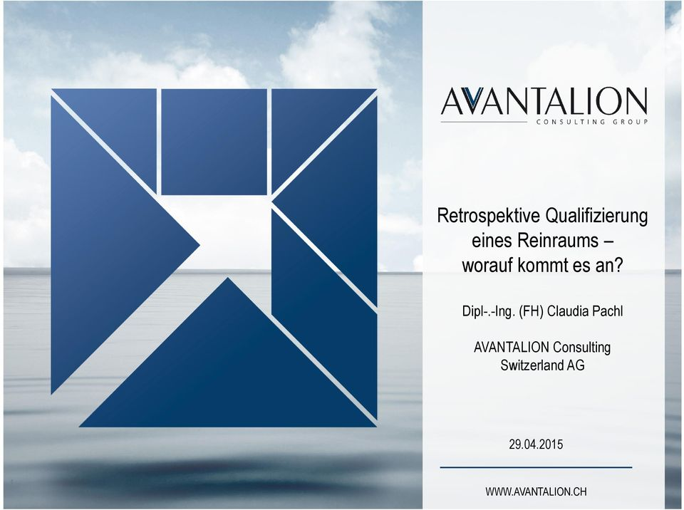(FH) Claudia Pachl AVANTALION Consulting
