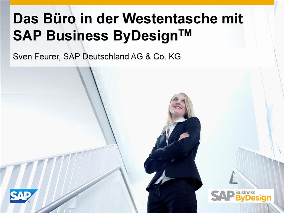 Business ByDesign TM