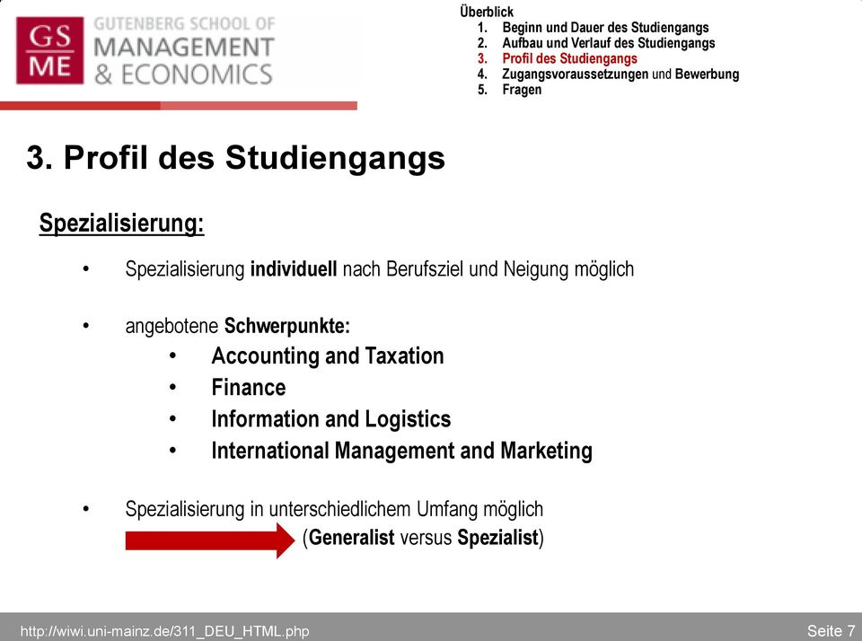 Information and Logistics International Management and Marketing