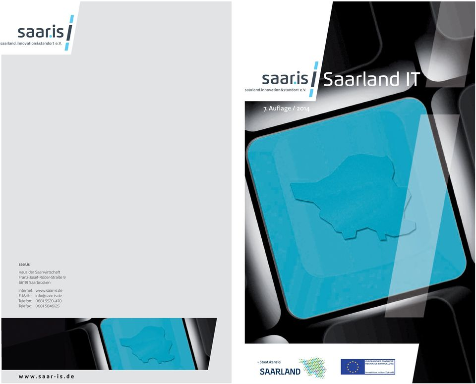 Internet: www.saar-is.de E-Mail: info@saar-is.
