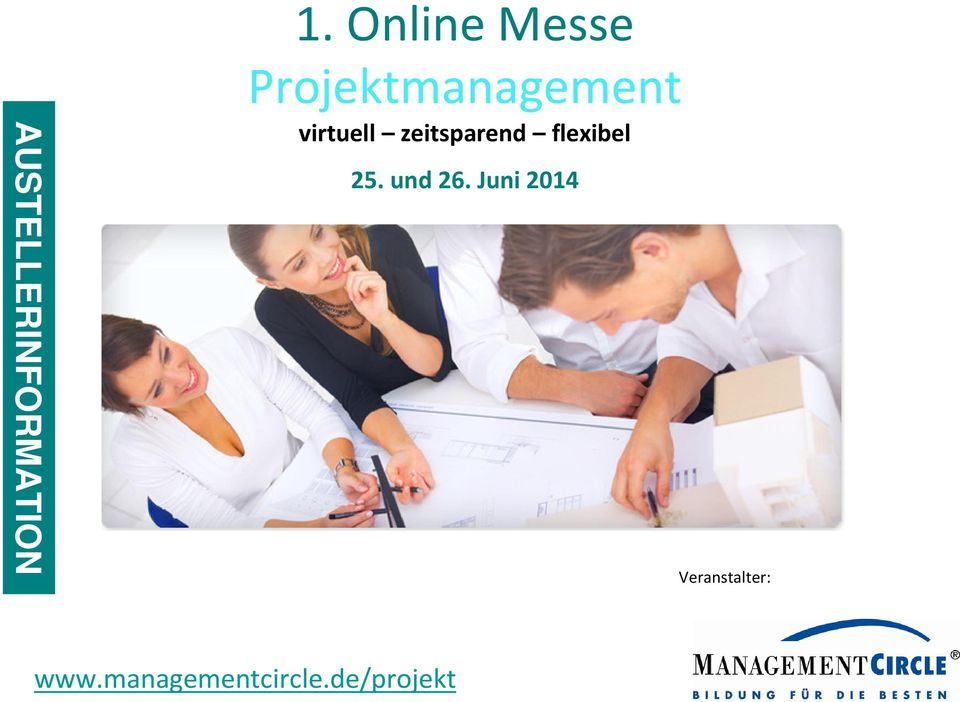 Projektmanagement virtuell