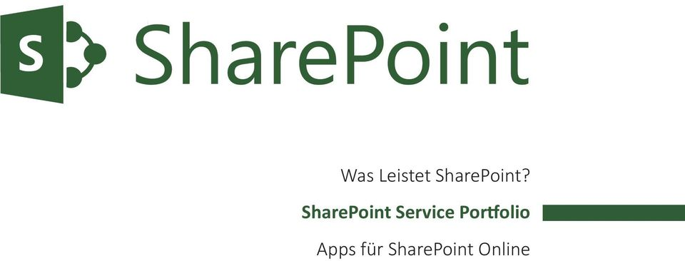 SharePoint Service