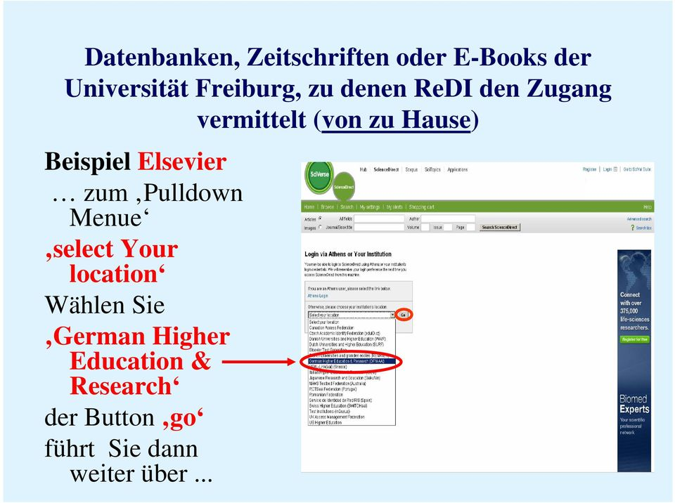 German Higher Education & Research