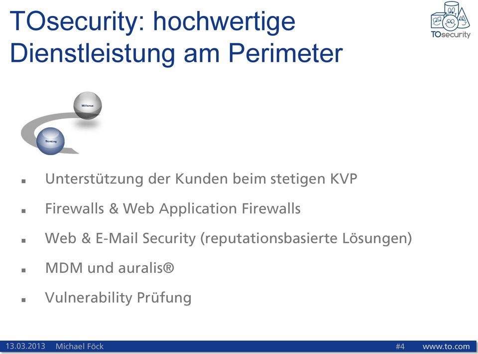 Application Firewalls Web & E-Mail Security