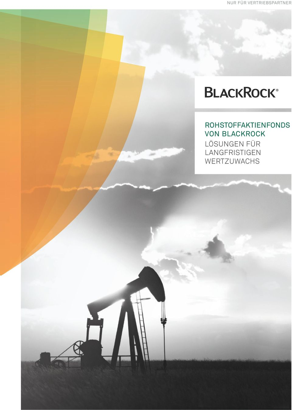 BLACKROCK Resources A LÖSUNGEN long