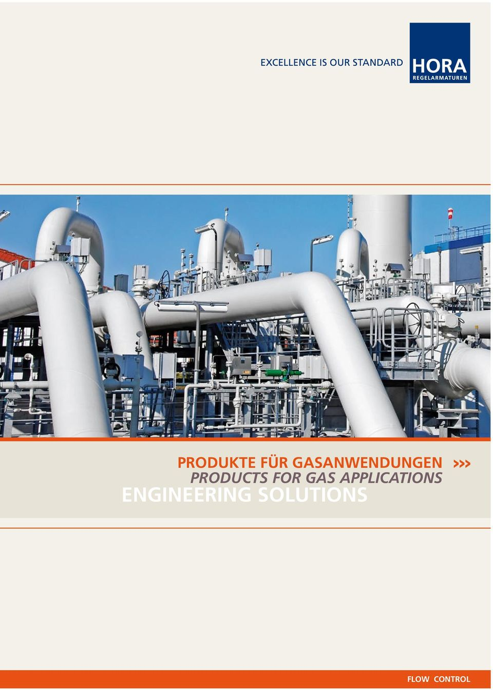 PRODUCTS FOR GAS