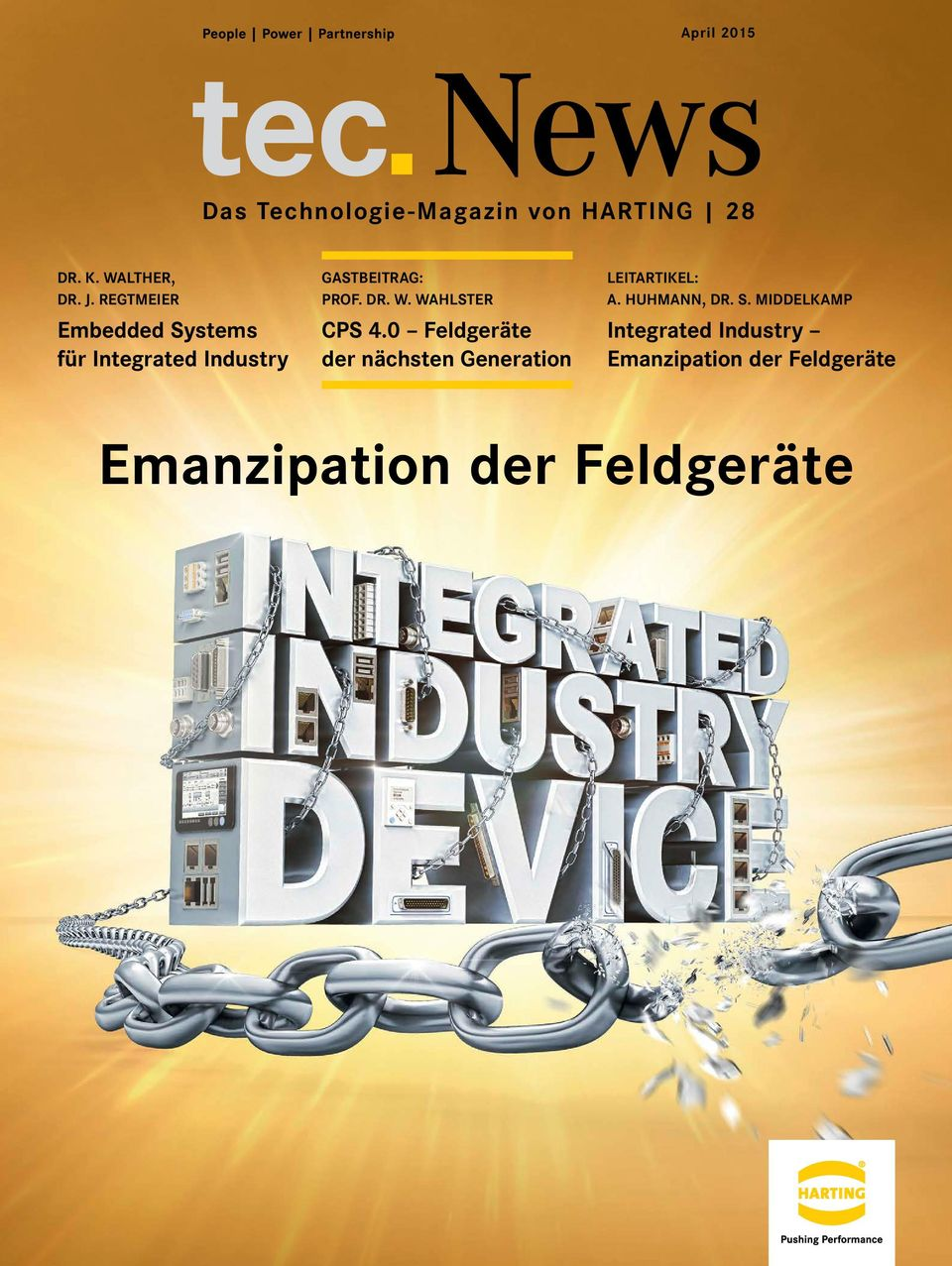 MIDDELKAMP Embedded Systems für Integrated Industry CPS 4.