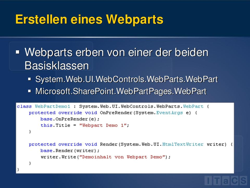 System.Web.UI.WebControls.WebParts.