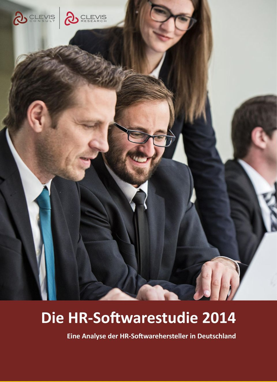 HR-Softwarestudie 2014 Eine