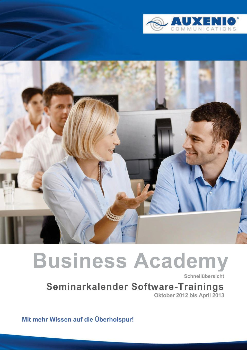 Software-Trainings Oktober 2012