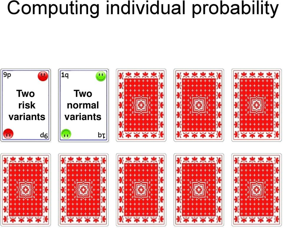 probability Two
