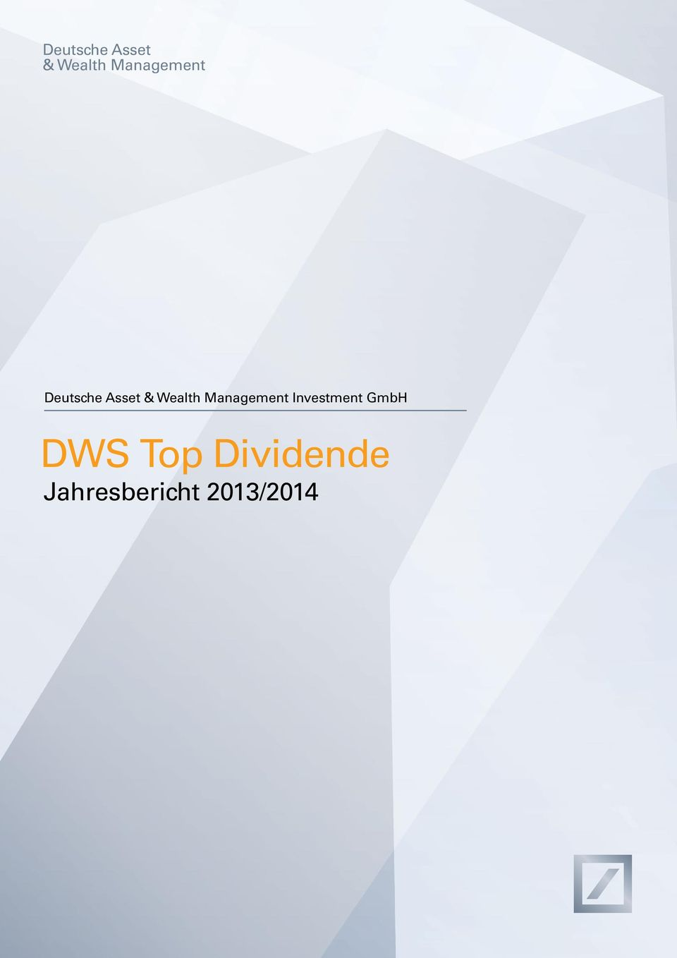 Investment GmbH DWS Top