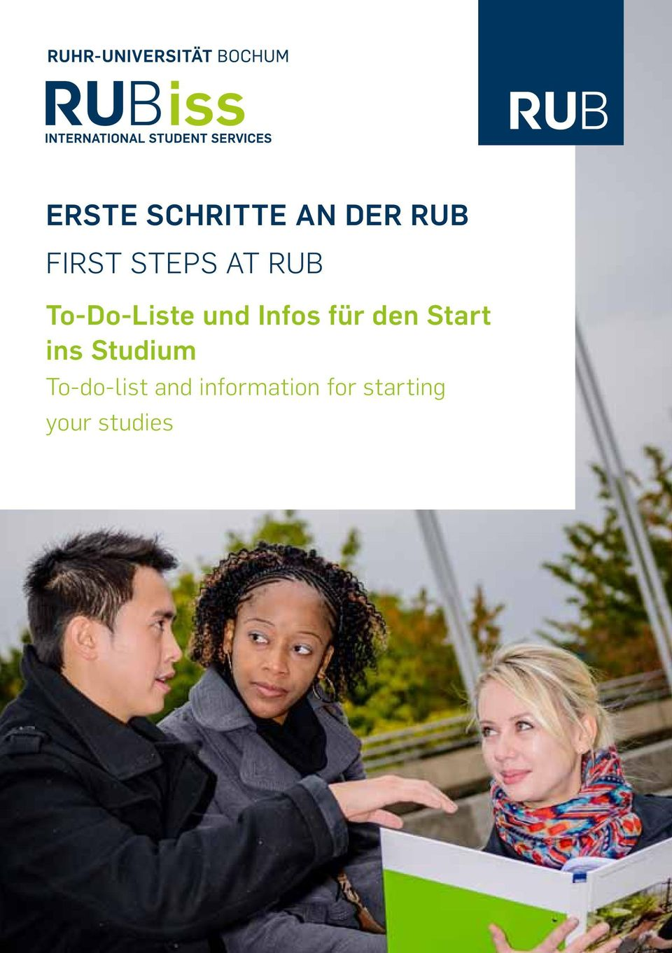für den Start ns Studum To-do-lst