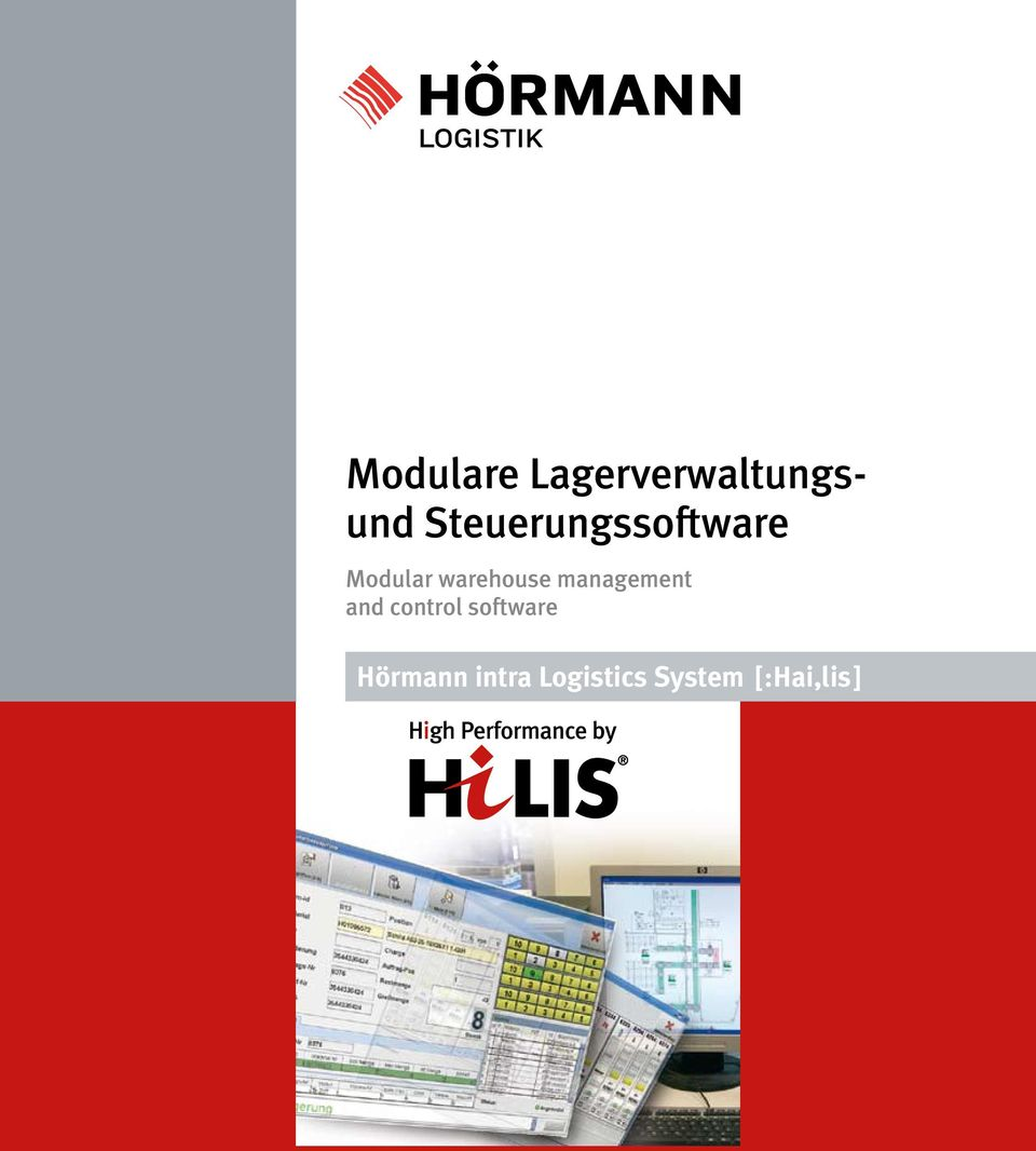 management and control software Hörmann
