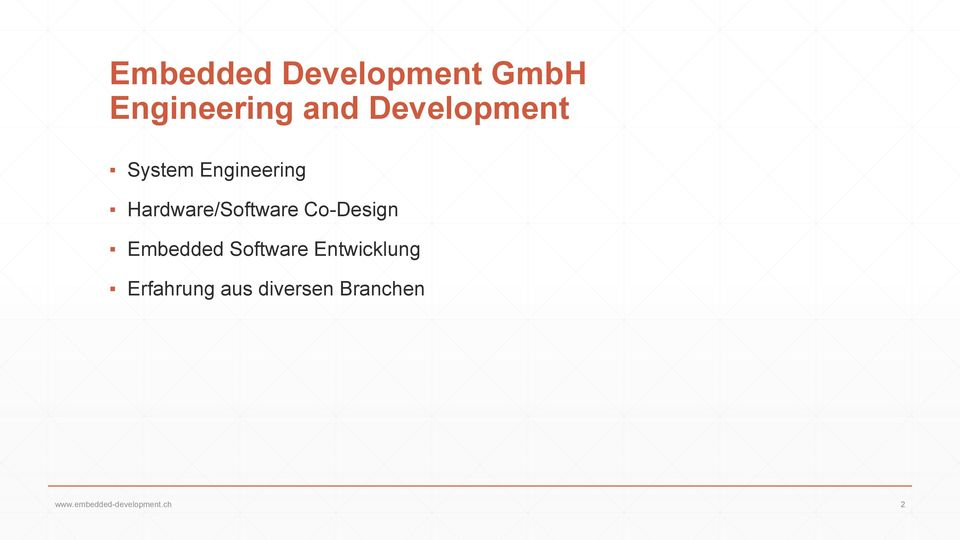 Hardware/Software Co-Design Embedded Software