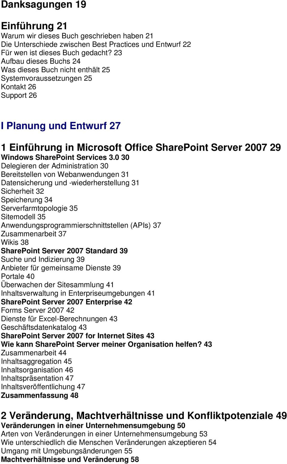 SharePoint Services 3.