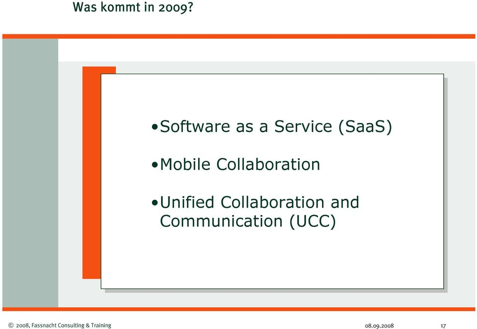 Mobile Collaboration Unified