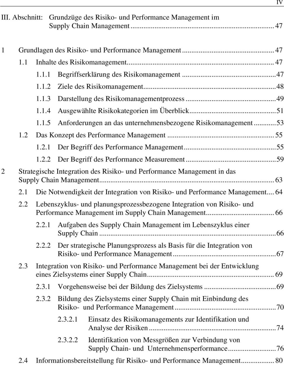 ..53 1.2 Das Konzept des Performance Management... 55 1.2.1 Der Begriff des Performance Management...55 1.2.2 Der Begriff des Performance Measurement.