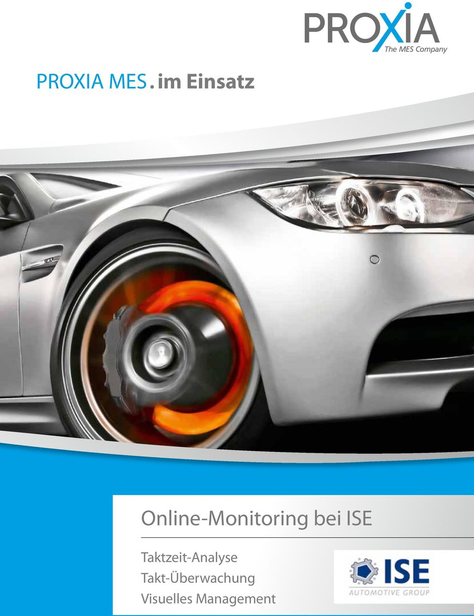 Online-Monitoring bei ISE