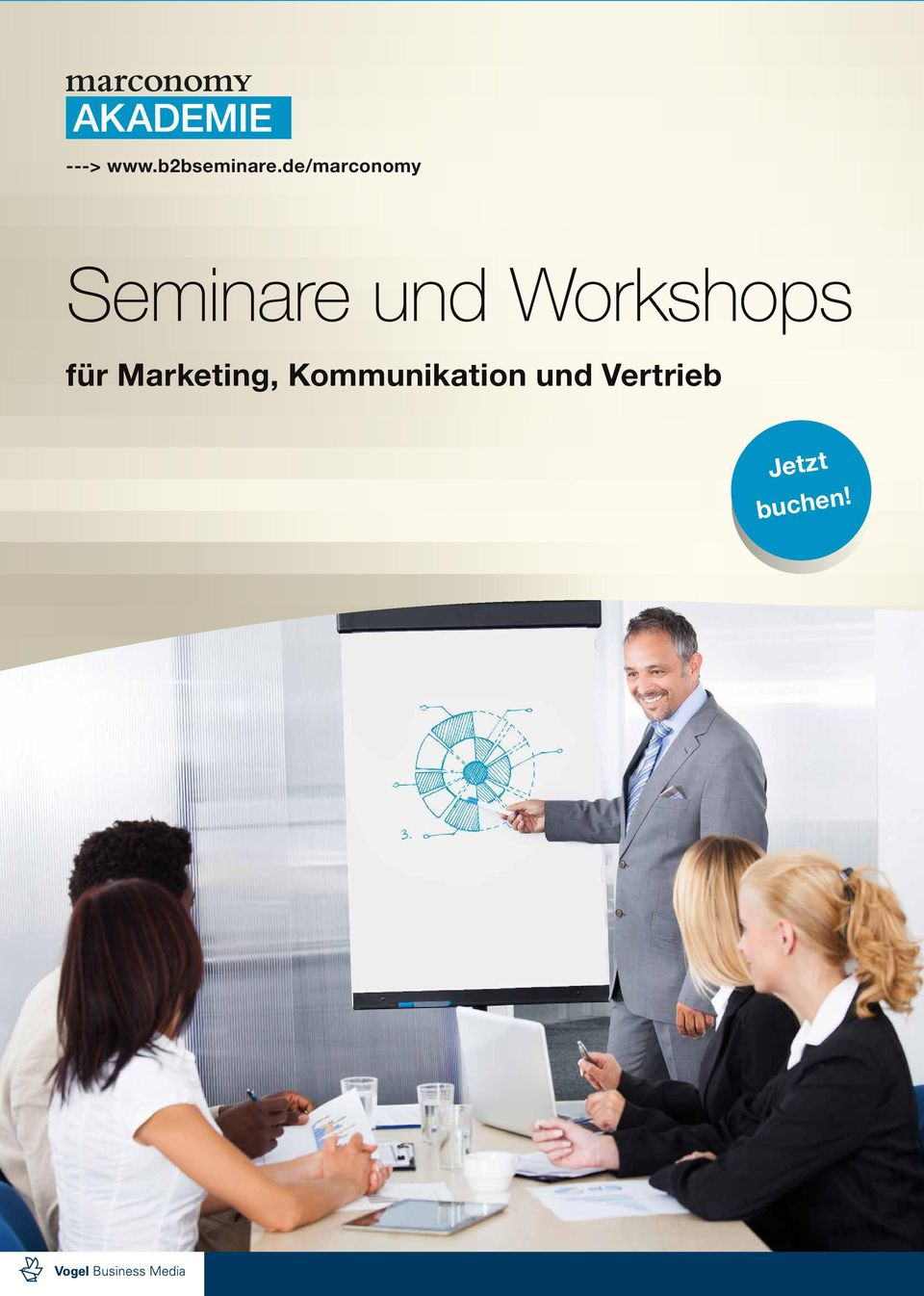 Workshops für Marketing,
