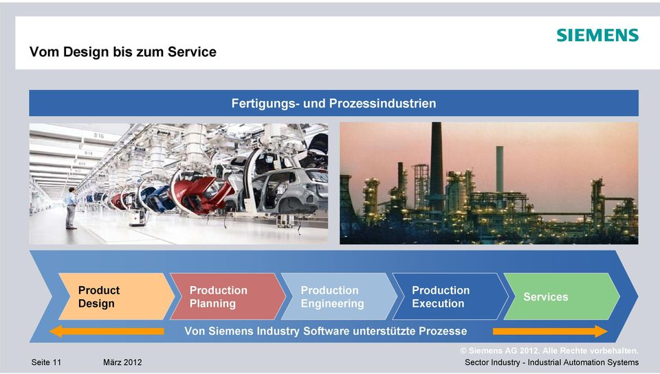 Production Engineering Production Execution Services
