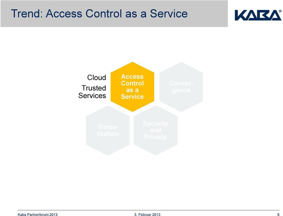 Virtualization Access Control as