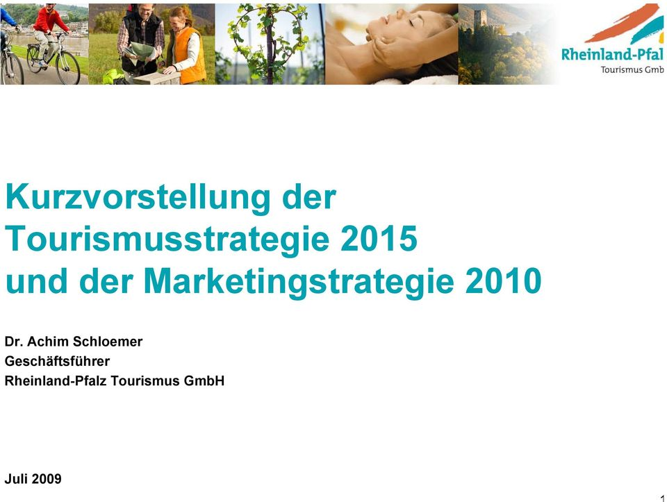 Marketingstrategie 2010 Dr.
