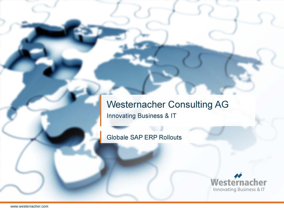 IT Globale SAP ERP