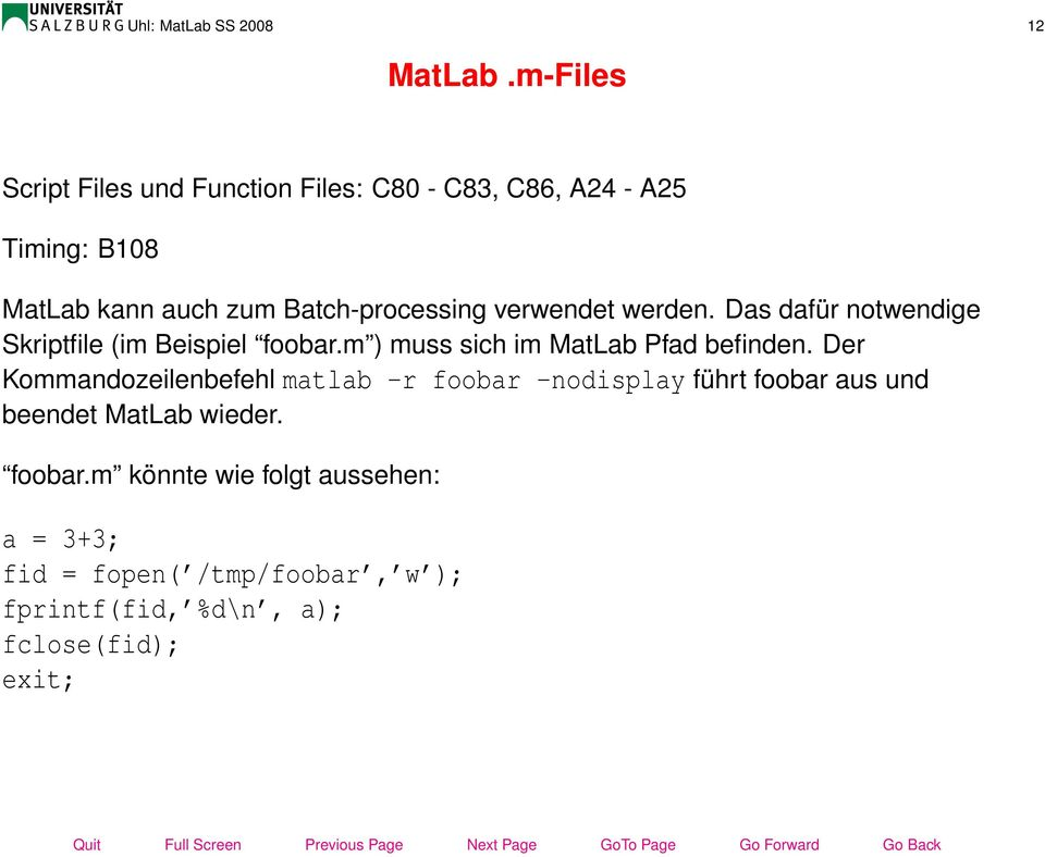 how to use matlab software pdf