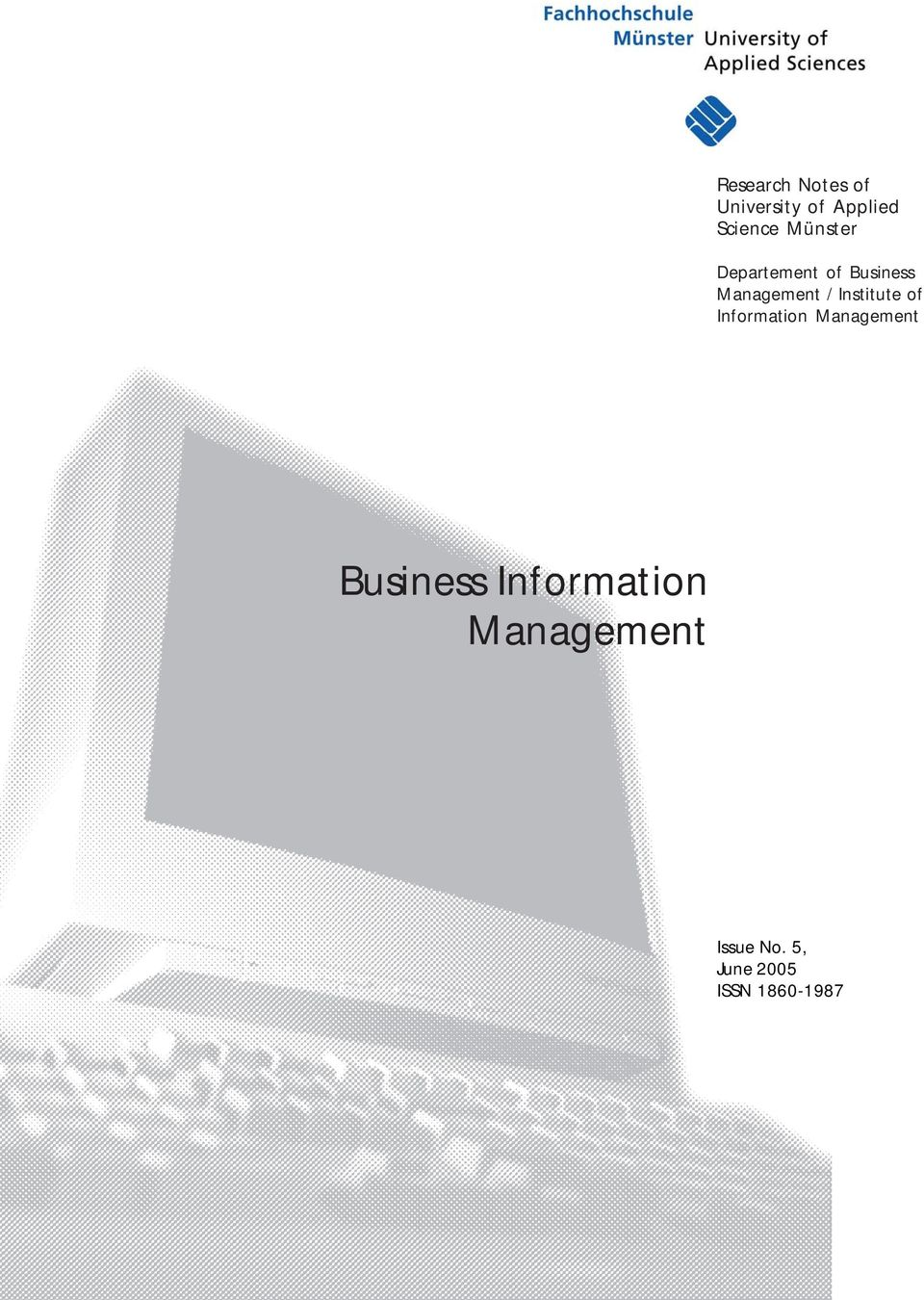 Institute of Information Management Business